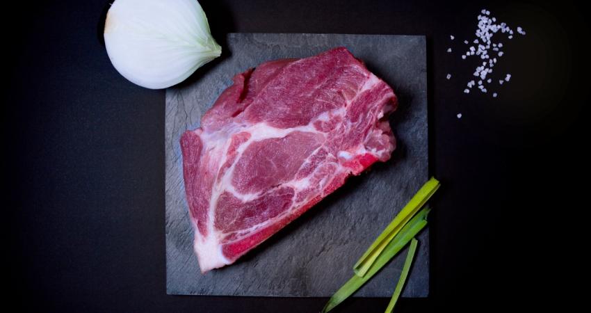 Chico Duroc - Carne fresca cerdo - Raza Duroc