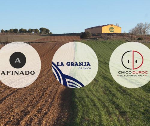 La Granja de Chico, Chico Duroc y Afinado, sellos de calidad ACH